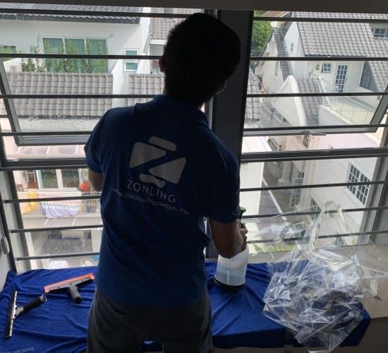 Solar Film for home